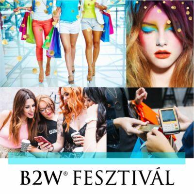 Belépőjegy B2W Fesztiválra 1 FŐRE