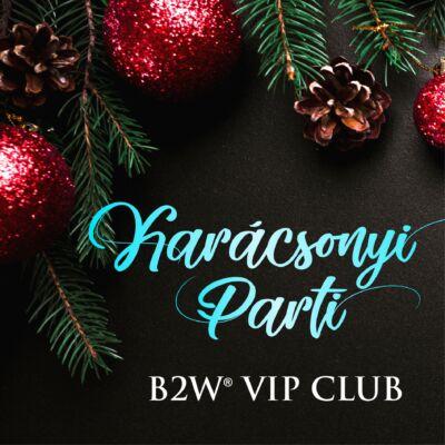 Karácsonyi Parti PÁROS Belépőjegy 2018